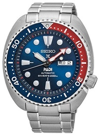 (Seiko) Seiko Men s SRPA21 Prospex X Padi Analog Hand and automatic, Silver---