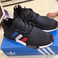 2019 new adidas nmd r1 primeknit pk bmw casual shoes sneakers running shoes 2019