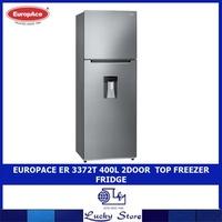 EUROPACE ER 3372T 400L 2DOOR  TOP FREEZER FRIDGE