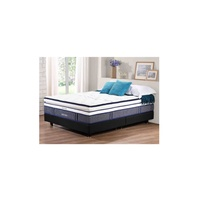 Backpedic ULTIMATE SUPREME Latex Pocketed Spring Mattress - Queen Size