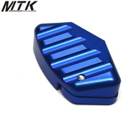 New X-MAX Xmax300 17-18 Side Column Auxiliary Seat Side Kick Foot Tripod Aid ——(Blue 1 pcs)