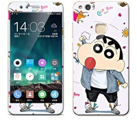 Luxury 3D Painting Front+Back Full Case Cover Color Tempered Glass Case For Huawei Nova Lite 64GB 5.2 inch Screen Protector Film (Color-6)