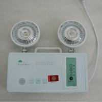 消防應急燈led停電照明燈充電應急雙頭燈緊急疏散指示燈 歐韓時代