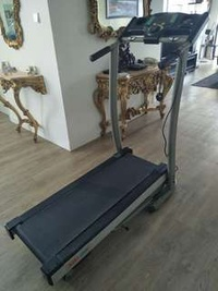 AIBI Gym Foldable Treadmill