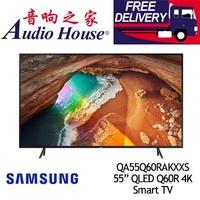 SAMSUNG 55INCH QLED Q60R 4K Smart TV QA49Q60RAKXXS