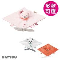 [現貨]Nattou 絨毛動物造型安撫玩偶30cm(多款可選)《可愛婦嬰》