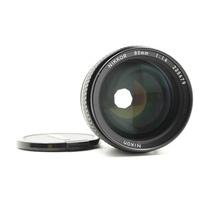 【台中青蘋果3C】NIKON AIS 85MM F1.4 手動鏡 二手鏡頭 #05296
