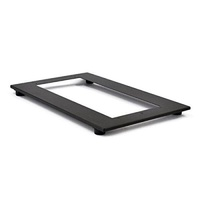 CaseLabs Base Platform for Single Wide MAGNUM Case, Black