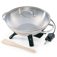 Presto Stainless Steel Wok