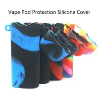 Smok Nord Full Body Decorative Silicone Cover Silicone Case(Fit for Uwell CALIBURN 11W)