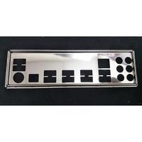 GA 技嘉 970A-D3、970A-D3P、990FXA-D3 1:1 訂製 不銹鋼 後檔板 後檔片