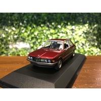 1/43 Minichamps BMW 323i (E21) 1975 Red Metallic【MGM】