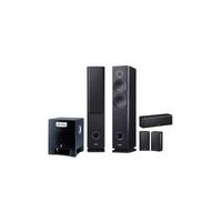 Yamaha F160 5.1CH Floor Standing Speakers - Black