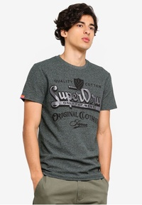 Superdry Heritage Classic Ripstop Tee