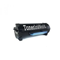 Lexmark MX310dn High Yield 10,000 Page Remanufactured Black Toner Cartridge for MX310 /MX310dn / MX410 / MX410de - intl