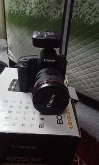 Canon 6D +17-40 MM mm f/4L USM