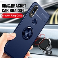 discount Phone Case For Samsung Galaxy A50 Case For Samsung A30 Case Silicone Ring Magnetic Cover Fo
