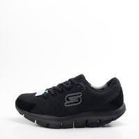 Skechers (女) 跑步系列 智慧生活 健走鞋-全黑 工作鞋 99999830BBK 現貨