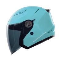 SBK TYPE-R3 III R3 3/4罩 半罩 雙鏡片 安全帽 - 天使綠