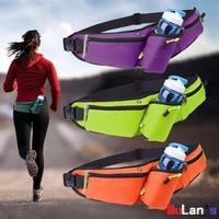 腰包防盜包 運動腰包 手機包 多功能 水壺包 大容量 實用 耐磨 防水