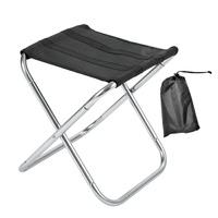 三折疊超輕鋁合金折疊椅 便攜凳子 戶外折疊椅子 休閒釣魚椅 燒烤凳 2色【HC365】99750走走去旅行