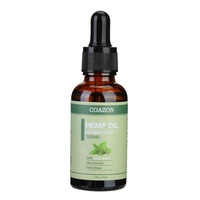 Hemp Oil Body Massage Pain Anxiety Relief Improve Sleep Hemp Seed Essential Oil 30ml