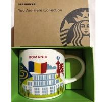 (現貨+預購)星巴克-羅馬尼亞-城市馬克杯-英國🇬🇧代購
