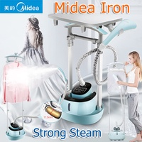Midea YGD20D7 Hanging Machine Double Bar Steam Household Mini Iron Flat Ironing Hanging ironing