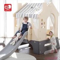 (台中妙妙屋) 代購 韓國 YAYA 房屋滑梯 房屋溜滑梯 House+Bunker+Slide