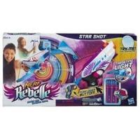 Nerf REBELLE star shot gun