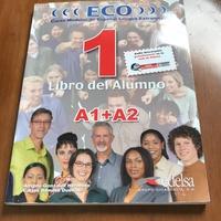 eco libro del alumno 西班牙文課本