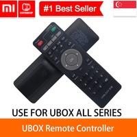 💖LOCAL SELLER💖[UBOX REMOTE CONTROL] UNBLOCK Tech MEDIA TV BOX Remote Control for Gen 2/3/4/5/Pro