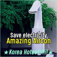★Amazing Aircon★ Personal Air Conditioner Cooler Natural Wind Operating/Air Cleaner/Air Cooler