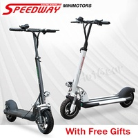 Speedway 3 Scooters / Electric Scooter Dual Suspension Low Price Original E-Scooters
