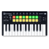 『 Ensemble Music Center 』NOVATION LAUNCHKEY MINI MIDI 鍵盤