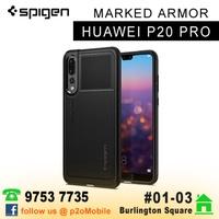 Spigen Marked Armor for Huawei P20 Pro