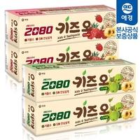 韓國2080 有機低氟兒童牙膏100g  (有機蘋果/有機莓果 2款可選)