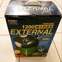 鐳力桶式過濾器/1200L