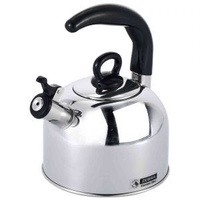 ZEBRA 113-563 S/STEEL WHISTLING KETTLE (3L)