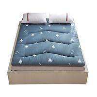 DULPLAY Non-Slip Breathable Foldable Bed mats,Matt mat Sleeping pad Mattress Soft Mattress Topper...