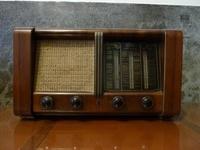 古董收音機 真空管收音機