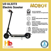 Mobot U3 UL2272 Electric Scooter