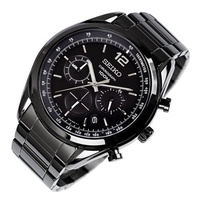 SEIKO Seiko Chronograph Watch SSB093 (c056)