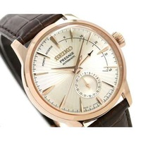 Seiko Presage Sidecar Cocktail Automatic Power Reserve Japan Made SSA346 SSA346J1 SSA346J SARY082 Men's Dress Watch