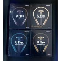 原廠特惠Samsung/三星 公司貨 EO-BG950彈力無線藍牙運動耳機入耳式u flex耳麥 磁吸性耳機 運動休閒款