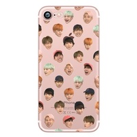 BTS Korea Bangtan Boys Young Forever JUNG KOOK V Spring Day Phone Case for iphone 6 6S 7 8 PLUS 5S 5