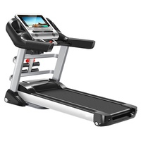 Treadmill For Home Use Pepu TM630 Motorized Foldable Incline Treadmill - Multi-Function