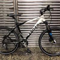 🚚 Venzo  shimano XT碟煞 27速disc mountain bike二手登山車 二手腳踏車