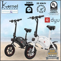 ★Re-stocked★DYU★TOP SELLER★UL 2272★LTA COMPLIANT★ESCOOTER★Electric Scooter★FREE Delivery
