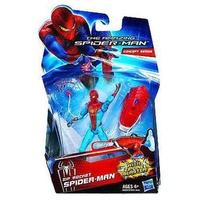 [Hasbro] Amazing SpiderMan Movie 3.75 Inch Action Figure Zip Rocket SpiderMan Zipline Blaster! by Hasbro [From USA] - intl